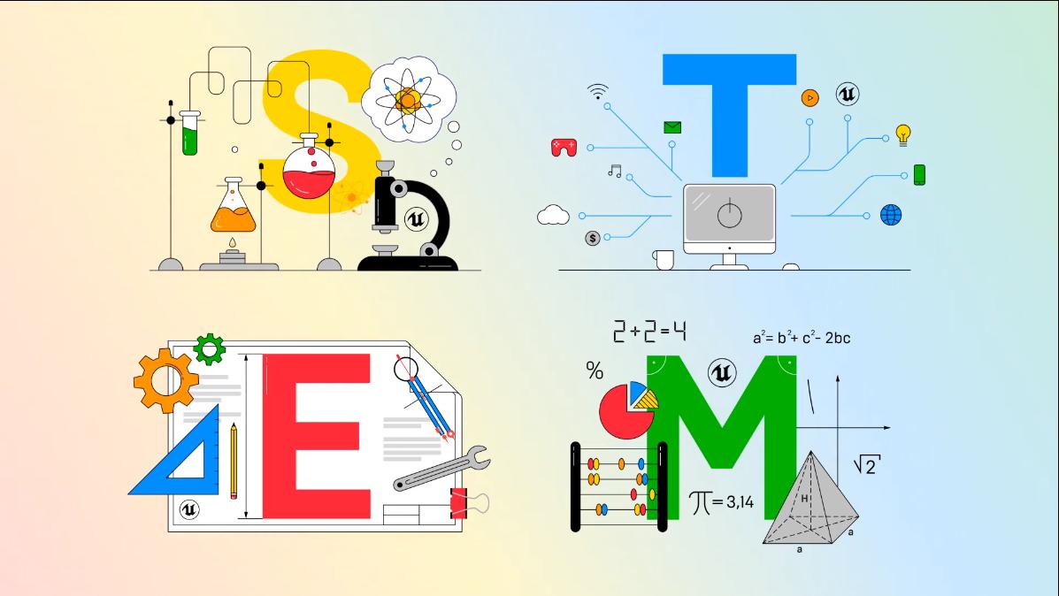 STEM tecnología