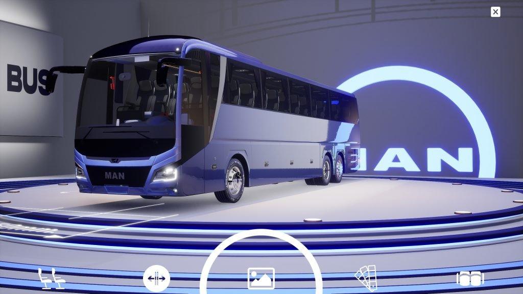 Configurador 3D autobuses